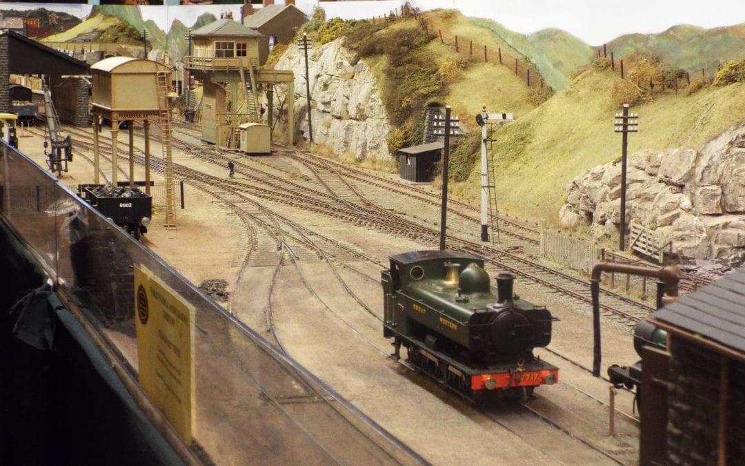 Model Railways at the NEC