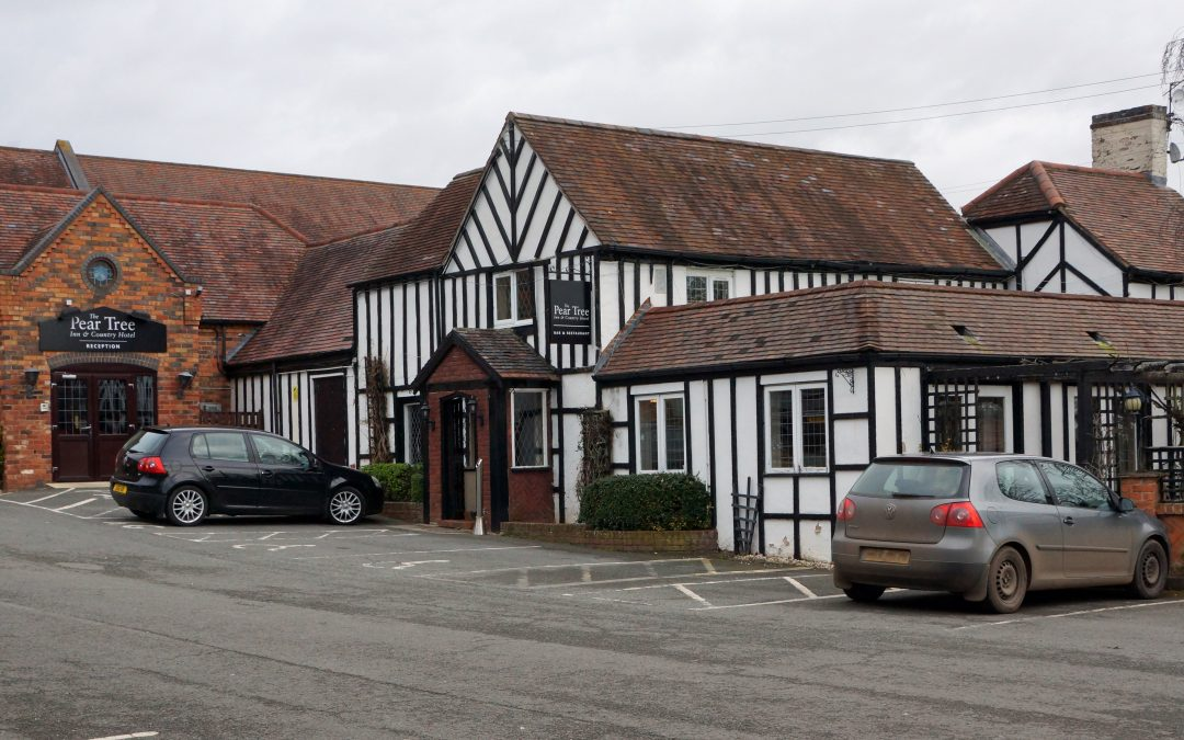 Droitwich Circle's new meeting venue.