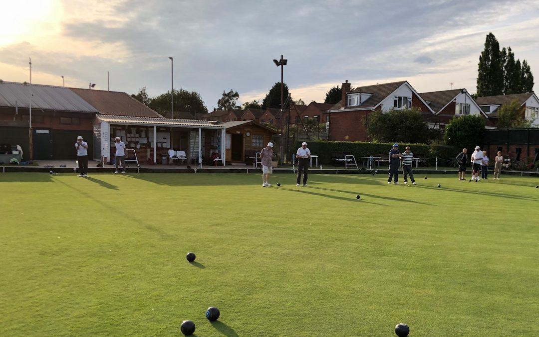 Kenilworth Circle 'bowled' over!