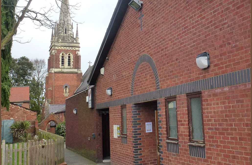 CANCELLED – Retreat at St Ambrose Kidderminster 2 May 2020