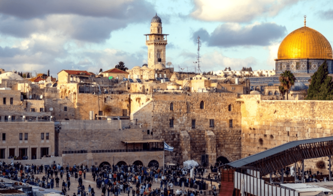 The Road to Jerusalem – New Year update!