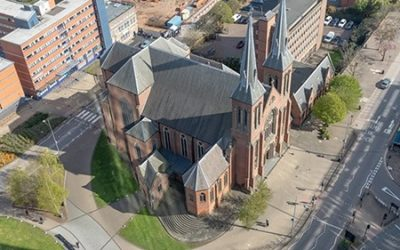 Take a virtual tour of St Chad's Cathedral.