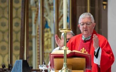 Archbishop Bernard's Easter message 2021